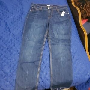 Old Navy the perfect straight jean